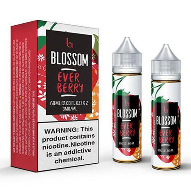 Blossom eLiquid - Ever Berry - 2x60ml