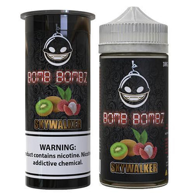 Bomb Bombz Premium E-Liquid - Sky Walker - 100ml