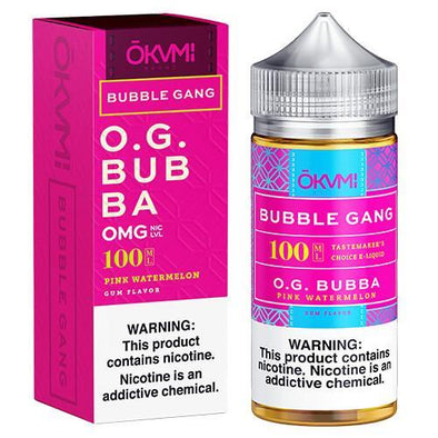 Bubble Gang E-Liquid - OG Bubba - 100ml