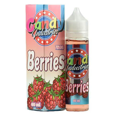 Candy Industries eJuice - Berries - 60ml