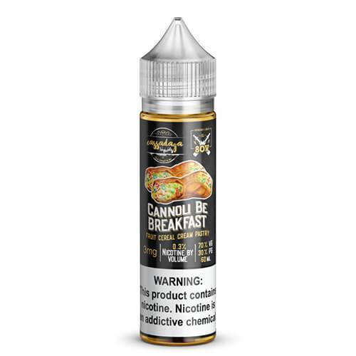 Cassadaga Liquids - Cannoli Be Breakfast - 60ml