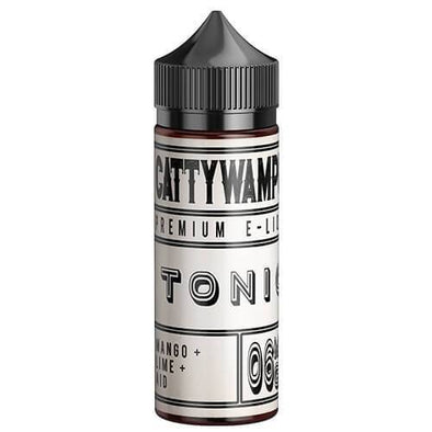 Cattywampus eJuice - Tonic - 120ml