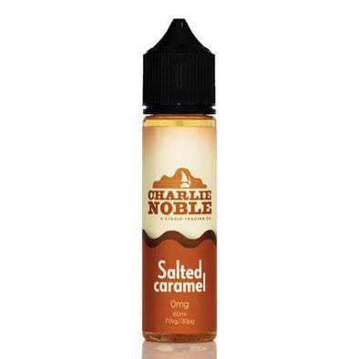 Charlie Noble Dessert Cart E-Liquid - Salted Caramel - 60ml