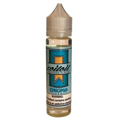 Coil Oil E-Liquid - Enigma Ice - 60ml