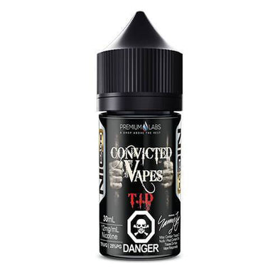Convicted Vapes Salts - Tid - 30ml