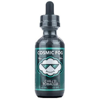Cosmic Fog Vapors - Chill'd Tobacco - 60ml