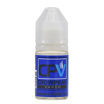 CPV Signature Series by Crow Peak Vapor - Blueberry Bubble Gum - 30ml