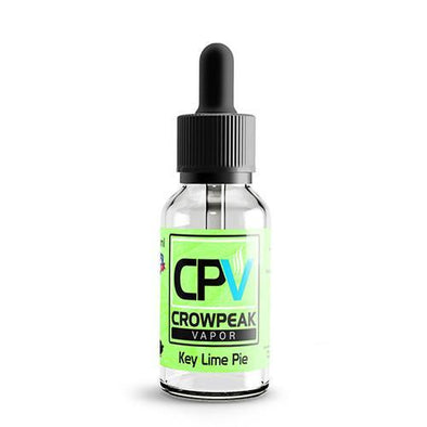 CPV Signature Series by Crow Peak Vapor - Key Lime Pie - 120ml