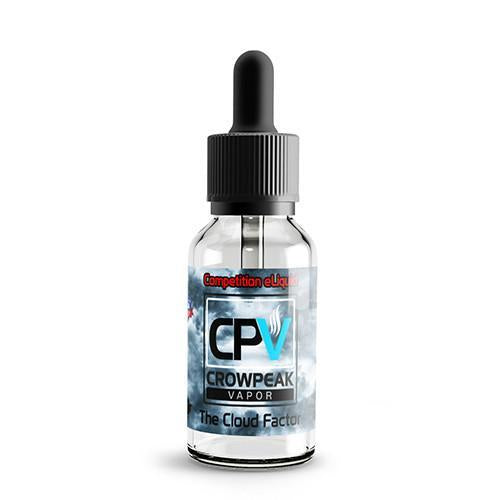CPV Signature Series by Crow Peak Vapor - The Cloud Factor - 120ml