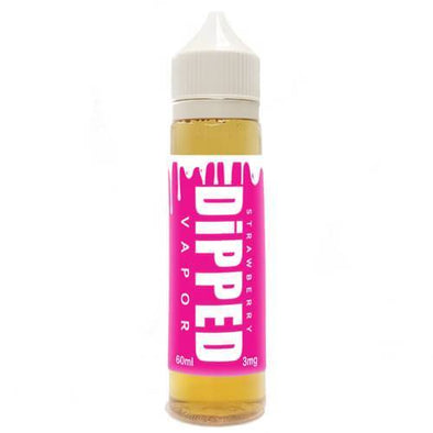 DiPPED Vapor eJuice - Strawberry - 60ml
