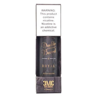 Double Barrel Tobacco Reserve - Royal - 60ml