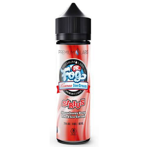 Dr. Fog's Famous Ice Cream - Sirius - 60ml
