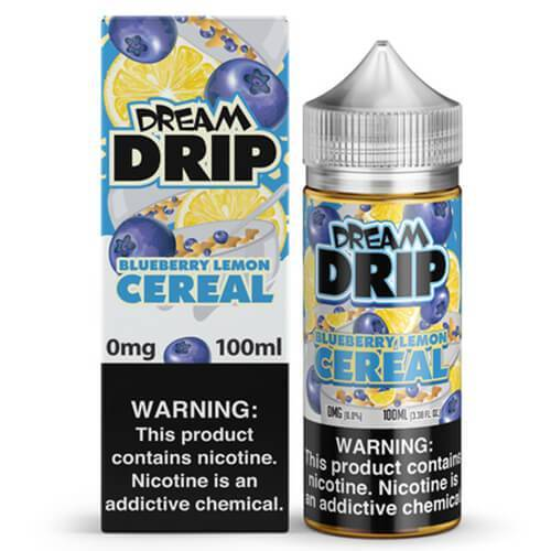 Dream Drip - Blueberry Lemon Cereal eJuice - 100ml