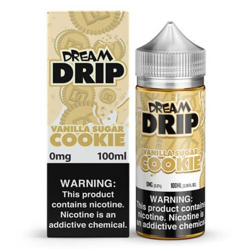 Dream Drip - Vanilla Sugar Cookie eJuice - 100ml