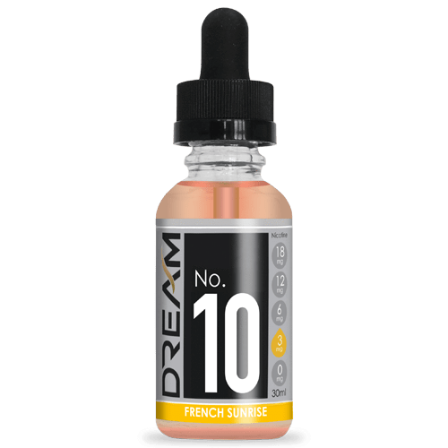 Dream E-Juice - #10 French Sunrise - 30ml