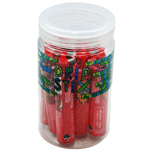 Dripstix E-Liquid - Strawberry Moon - 30ml (10 Pack)
