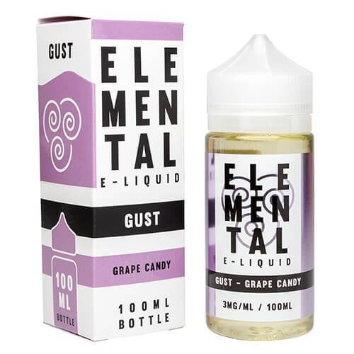 Elemental E-Liquid - Gust - 100ml