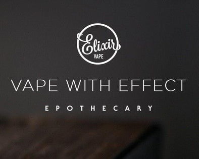 Elixir Vape - 48 Bottle Retail Starter Kit