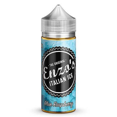 Enzo's Italian Ice - Blue Raspberry eJuice - 100ml