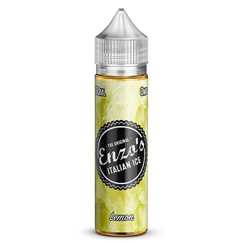 Enzo's Italian Ice - Lemon eJuice - 60ml