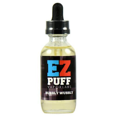 EZ PUFF eJuice - Bubbly Wubbly - 120ml