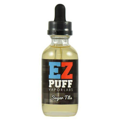 EZ PUFF eJuice - Sugar Tits - 120ml