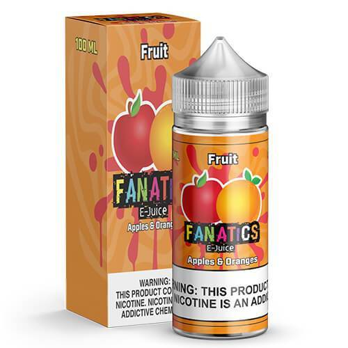 Fanatics E-Juice - Apples and Oranges - 100ml