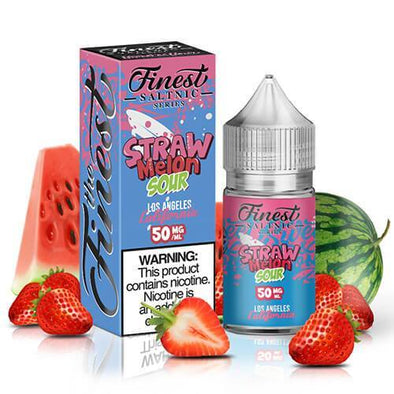 Finest SaltNic Series - Strawmelon Sour - 30ml