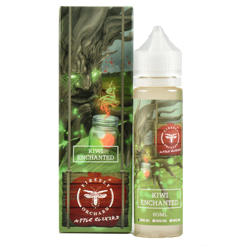 Firefly Orchard eJuice - Apple Elixirs - Kiwi Enchanted - 60ml