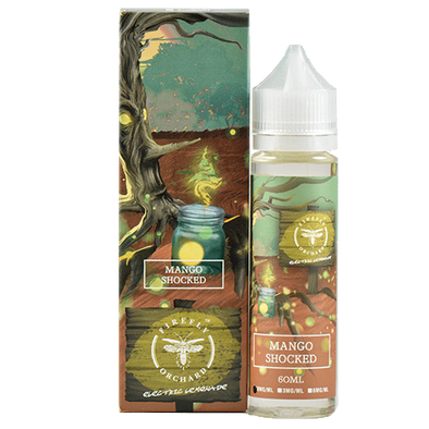 Firefly Orchard eJuice - Lemon Elixirs - Mango Shocked - 60ml