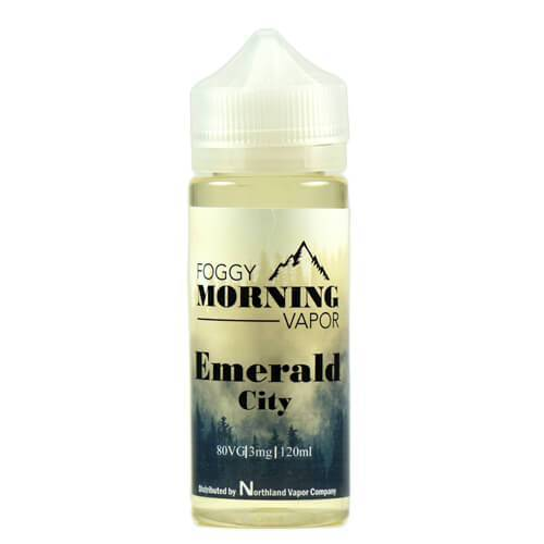 Foggy Morning Vapor - Emerald City - 120ml