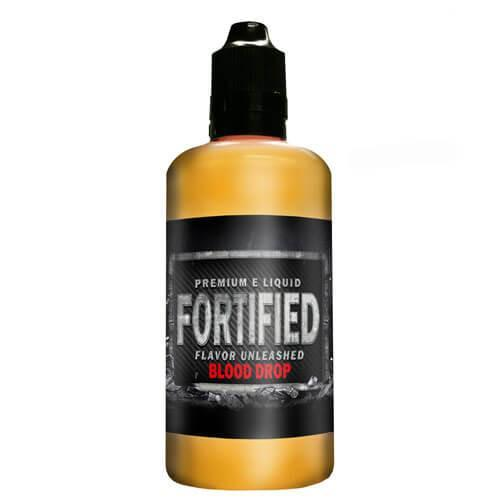 Fortified Premium E-Liquid - Blood Drop - 100ml