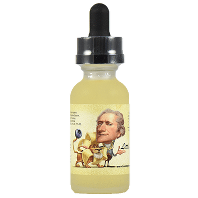 Founding Fathers Liquid - Little Lion - 120ml