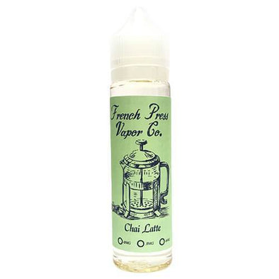 French Press Vapor Co. - Chai Latte - 60ml