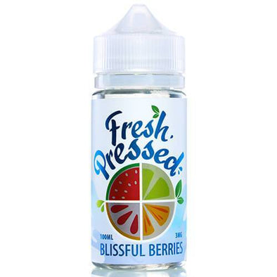 Fresh Pressed eLiquids - Blissful Berries - 100ml