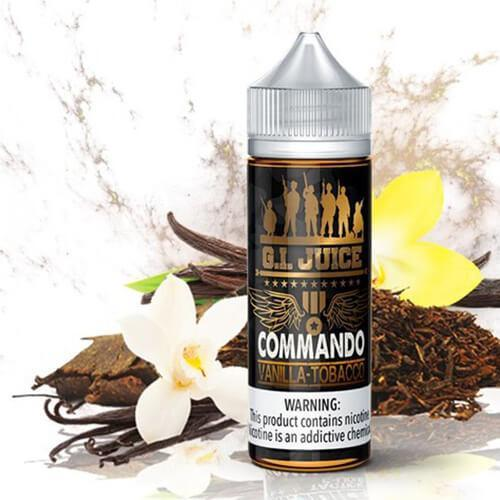Fuggin eLiquids - Commando - 120ml