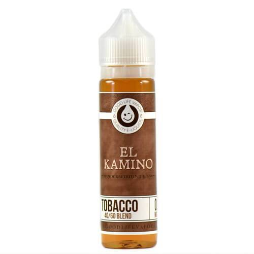 Good Life Vapor - El Kamino - 60ml