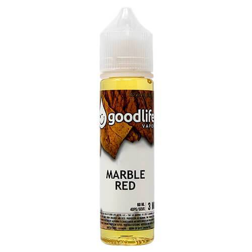 Good Life Vapor - Marble Red - 120ml