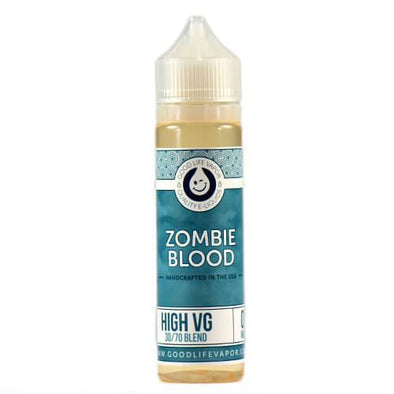 Good Life Vapor - Zombie Blood - 120ml