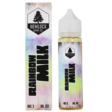 Hemlock Vapor Co - Rainbow Milk - 60ml