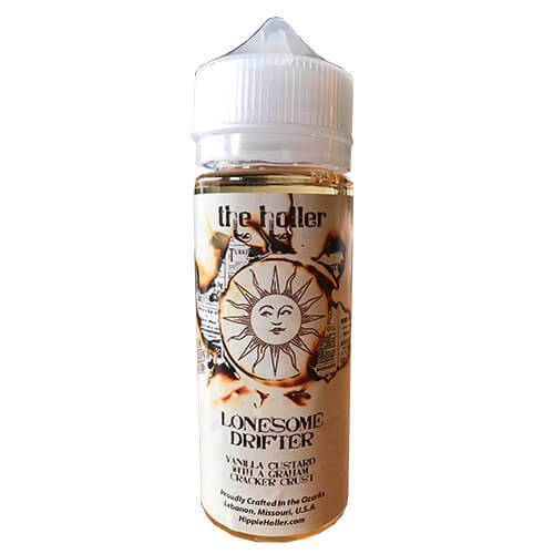 Hippie Holler Vapors - Lonesome Drifter - 120ml