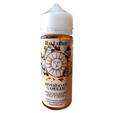 Hippie Holler Vapors - Riverboat Gambler - 120ml