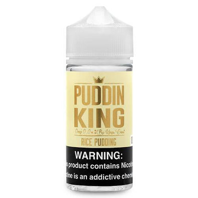 King Line E-Juice - Puddin King - 100ml