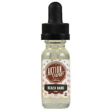 Aktion Vapor Co. - Beach Bang - 15ml