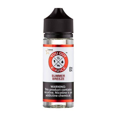 You Got E-Juice - Summer Breeze - 120ml