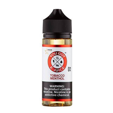 You Got E-Juice - Tobacco Menthol - 120ml