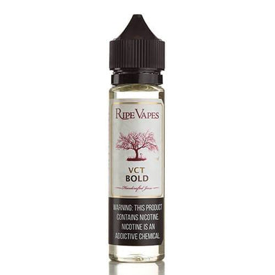 Ripe Vapes Handcrafted Joose - VCT Bold - 60ml
