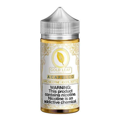 Gold Leaf Liquids - Acapulco - 100ml