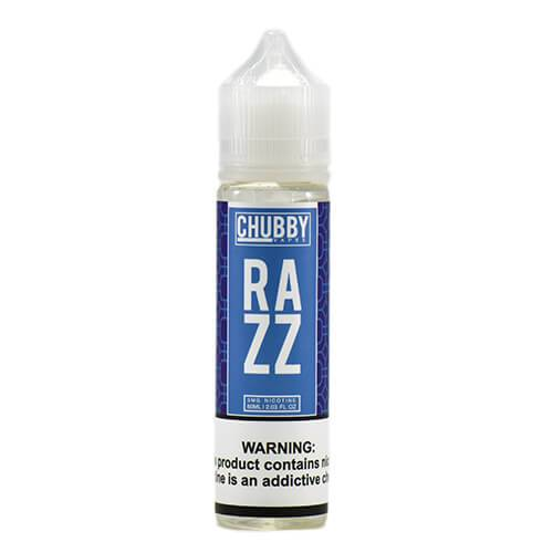 Chubby Bubble Vapes - Bubble Razz - 60ml