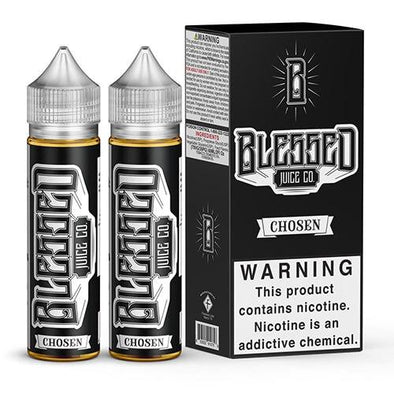 Blessed Juice Co - Chosen - 2x60ml